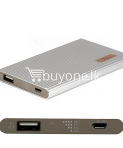 new original remax 6000mah jazz platinum power bank wake up for ever mobile phone accessories special best offer buy one lk sri lanka 80902 247x296 - New Original Remax 6000mAh Jazz Platinum Power Bank Wake up for ever