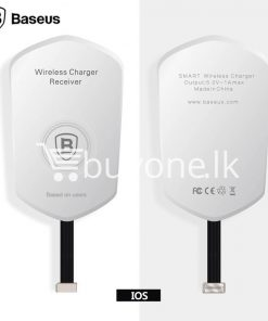 original baseus qi wireless charger charging receiver for iphone android mobile phone accessories special best offer buy one lk sri lanka 72709 247x296 - Original Baseus QI Wireless Charger Charging Receiver For iPhone Android
