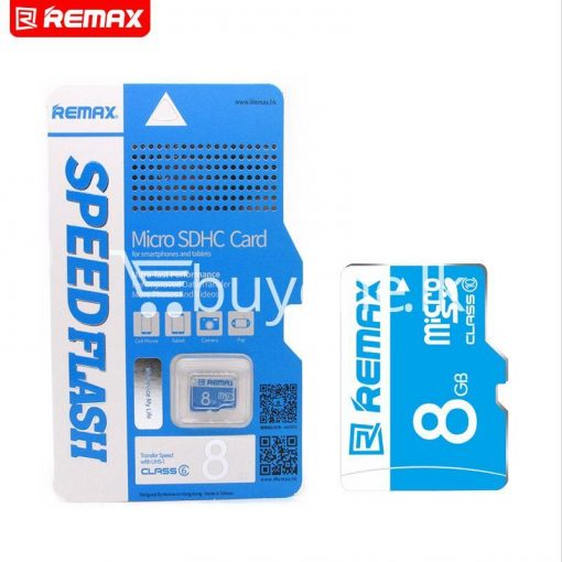 original remax 8gb memory card micro sd card class 10 mobile phone accessories special best offer buy one lk sri lanka 60238 510x510 - Original Remax 8GB Memory Card Micro SD Card Class 10