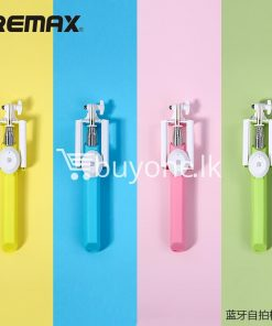 original remax p3 bluetooth selfie stick mobile phone accessories special best offer buy one lk sri lanka 56398 247x296 - Original REMAX P3 Bluetooth Selfie Stick