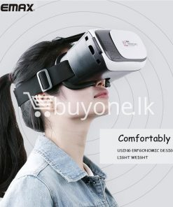original remax vr box vr rt v01 virtual reality 3d glasses mobile phone accessories special best offer buy one lk sri lanka 11091 247x296 - Original Remax VR BOX  VR RT-V01 Virtual Reality 3D Glasses