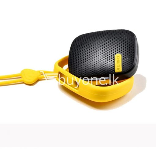 original remax waterproof music box wireless bluetooth speaker mobile phone accessories special best offer buy one lk sri lanka 42328 510x510 - Original Remax Waterproof Music Box Wireless Bluetooth Speaker