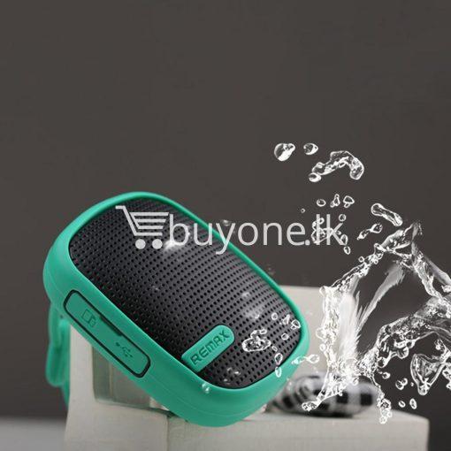 original remax waterproof music box wireless bluetooth speaker mobile phone accessories special best offer buy one lk sri lanka 42330 510x510 - Original Remax Waterproof Music Box Wireless Bluetooth Speaker