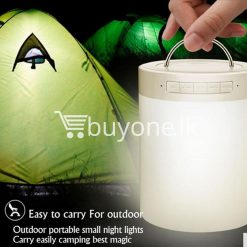 portable touch led lamp night light wireless bluetooth speaker mobile phone accessories special best offer buy one lk sri lanka 11966 247x247 - Portable Touch LED Lamp Night Light Wireless Bluetooth Speaker