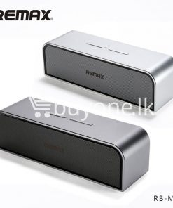remax rb m8 portable aluminum wireless bluetooth 4.0 speakers with clear bass computer accessories special best offer buy one lk sri lanka 57636 247x296 - REMAX RB-M8 Portable Aluminum Wireless Bluetooth 4.0 Speakers with Clear Bass