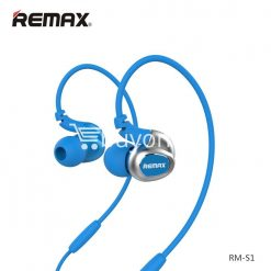 remax s1 stereo sport earphones deep bass music earbuds with microphone mobile phone accessories special best offer buy one lk sri lanka 48024 247x247 - Remax S1 Stereo Sport Earphones Deep Bass Music Earbuds with Microphone