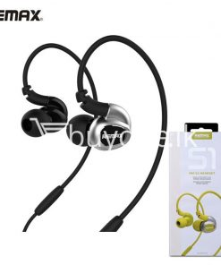 remax s1 stereo sport earphones deep bass music earbuds with microphone mobile phone accessories special best offer buy one lk sri lanka 48025 247x296 - Remax S1 Stereo Sport Earphones Deep Bass Music Earbuds with Microphone