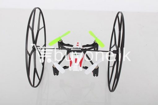 sky roller 2.4g quadcopter aerocraft remote control drone baby care toys special best offer buy one lk sri lanka 53917 510x340 - Sky Roller 2.4G Quadcopter Aerocraft Remote Control Drone