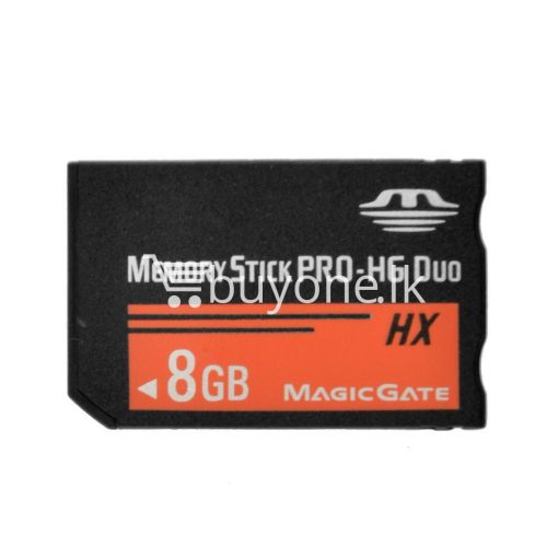 sony 8gb memory stick pro duo hx for cameras psp camera store special best offer buy one lk sri lanka 62540 510x510 - Sony 8GB Memory Stick Pro Duo HX For Cameras, PSP