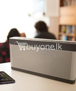 soundlink iii bluetooth speaker with dual bass hifi home theatre 3d surround smart speaker mobile phone accessories special best offer buy one lk sri lanka 84506 247x296 - SoundLink III Bluetooth speaker with Dual Bass HIFI Home Theatre 3D Surround Smart Speaker