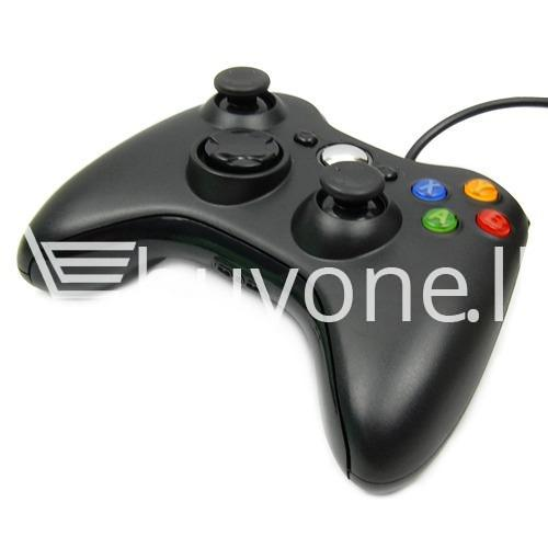 xbox 360 wired controller joystick computer accessories special best offer buy one lk sri lanka 91419 1 - XBOX 360 Wired Controller Joystick