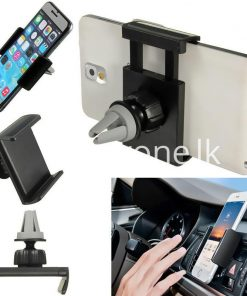 360 degrees universal car air vent phone holder mobile phone accessories special best offer buy one lk sri lanka 20264 247x296 - 360 Degrees Universal Car Air Vent Phone Holder