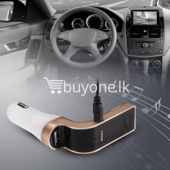 4 in 1 car g7 bluetooth fm transmitter with bluetooth car kit usb car charger automobile store special best offer buy one lk sri lanka 79910 247x247 - 4 in 1 CAR G7 Bluetooth FM Transmitter with Bluetooth Car kit USB Car Charger
