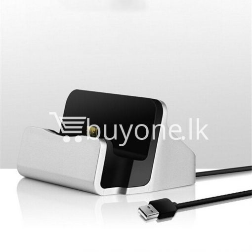 micro usb data sync desktop charging dock station for samsung htc galaxy oneplus nokia more mobile phone accessories special best offer buy one lk sri lanka 36660 510x510 - Micro USB Data Sync Desktop Charging Dock Station For Samsung HTC Galaxy OnePlus Nokia More