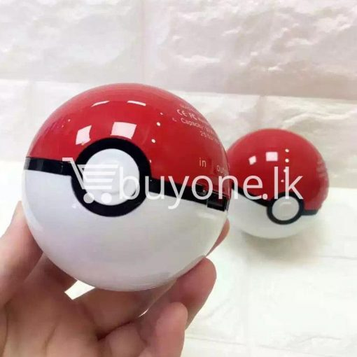 10000mah pokemon go ball power bank magic ball for iphone samsung htc oppo xiaomi smartphones mobile phone accessories special best offer buy one lk sri lanka 18647 510x510 - 10000mAh Pokemon Go Ball Power Bank Magic Ball For iPhone Samsung HTC Oppo Xiaomi Smartphones
