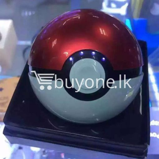12000mah universal pokeball charger pokemons go power bank mobile phone accessories special best offer buy one lk sri lanka 98394 510x510 - 12000Mah Universal Pokeball Charger Pokemons Go Power bank