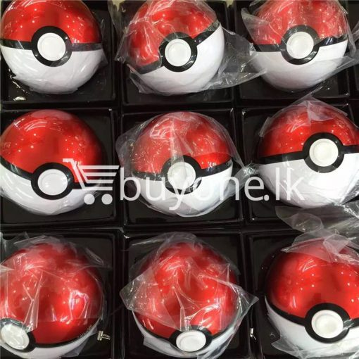 12000mah universal pokeball charger pokemons go power bank mobile phone accessories special best offer buy one lk sri lanka 98395 510x510 - 12000Mah Universal Pokeball Charger Pokemons Go Power bank