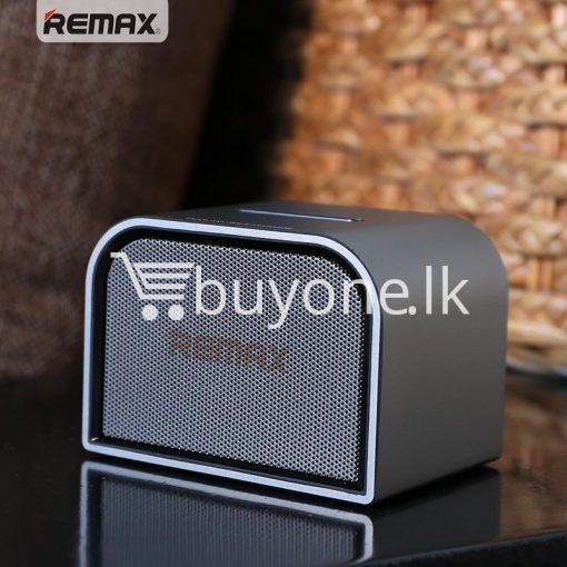 remax m8 mini desktop bluetooth 4.0 speaker deep bass aluminum mobile phone accessories special best offer buy one lk sri lanka 60107 510x510 - Remax M8 Mini Desktop Bluetooth 4.0 Speaker Deep Bass Aluminum