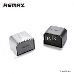 remax m8 mini desktop bluetooth 4.0 speaker deep bass aluminum mobile phone accessories special best offer buy one lk sri lanka 60108 247x247 - Remax M8 Mini Desktop Bluetooth 4.0 Speaker Deep Bass Aluminum