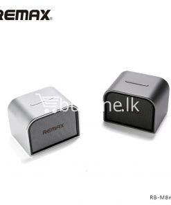 remax m8 mini desktop bluetooth 4.0 speaker deep bass aluminum mobile phone accessories special best offer buy one lk sri lanka 60108 247x296 - Remax M8 Mini Desktop Bluetooth 4.0 Speaker Deep Bass Aluminum