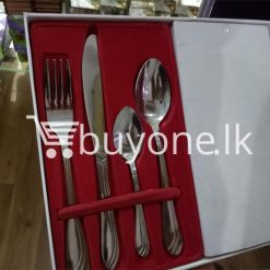 24 pieces tableware set stainless steel tableware home and kitchen special best offer buy one lk sri lanka 99647 247x247 - 24 Pieces Tableware Set - Stainless Steel Tableware