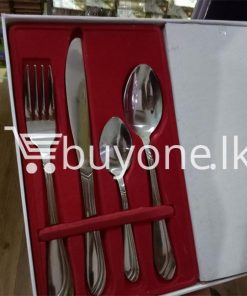 24 pieces tableware set stainless steel tableware home and kitchen special best offer buy one lk sri lanka 99647 247x296 - 24 Pieces Tableware Set - Stainless Steel Tableware