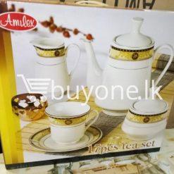 amilex 17pcs tea set home and kitchen special best offer buy one lk sri lanka 99444 247x247 - Amilex 17pcs tea set