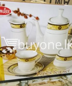amilex 17pcs tea set home and kitchen special best offer buy one lk sri lanka 99444 247x296 - Amilex 17pcs tea set
