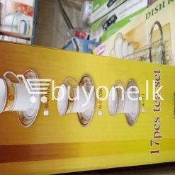 amilex 17pcs tea set home and kitchen special best offer buy one lk sri lanka 99445 247x247 - Amilex 17pcs tea set