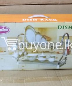 amilex dish rack home and kitchen special best offer buy one lk sri lanka 99481 247x296 - Amilex Dish Rack