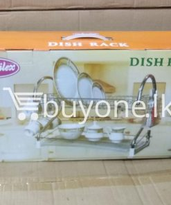 amilex dish rack home and kitchen special best offer buy one lk sri lanka 99482 247x296 - Amilex Dish Rack