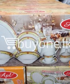 apl 47pcs dinner set service for 12 persons home and kitchen special best offer buy one lk sri lanka 99527 247x296 - APL 47pcs Dinner Set Service for 12 Persons