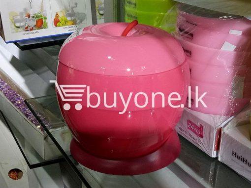 apple plates 3pcs volume set home and kitchen special best offer buy one lk sri lanka 99670 1 510x383 - Apple Plates 3pcs Volume Set
