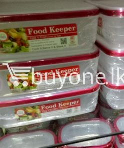 food keeper box home and kitchen special best offer buy one lk sri lanka 99658 247x296 - Food Keeper Box
