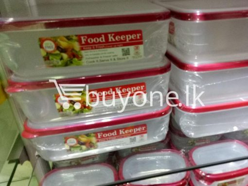 food keeper box home and kitchen special best offer buy one lk sri lanka 99658 510x383 - Food Keeper Box