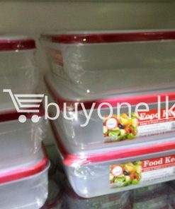 food keeper box home and kitchen special best offer buy one lk sri lanka 99659 247x296 - Food Keeper Box