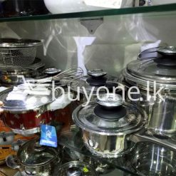 germany cookware set 1810 stainless stainless steel 32pcs set home and kitchen special best offer buy one lk sri lanka 99606 247x247 - Germany Cookware Set 18/10 Stainless Stainless Steel 32pcs Set