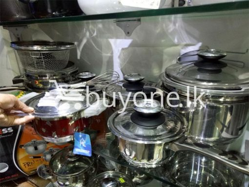 germany cookware set 1810 stainless stainless steel 32pcs set home and kitchen special best offer buy one lk sri lanka 99606 510x383 - Germany Cookware Set 18/10 Stainless Stainless Steel 32pcs Set
