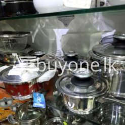 germany cookware set 1810 stainless stainless steel 32pcs set home and kitchen special best offer buy one lk sri lanka 99607 247x247 - Germany Cookware Set 18/10 Stainless Stainless Steel 32pcs Set