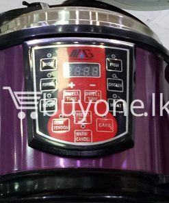 mg brand rice cooker steamer multifunctionl heat preservation type home and kitchen special best offer buy one lk sri lanka 99557 247x296 - MG Brand Rice Cooker - Steamer Multifunctionl Heat Preservation Type