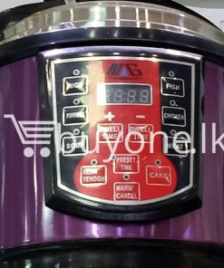 mg brand rice cooker steamer multifunctionl heat preservation type home and kitchen special best offer buy one lk sri lanka 99558 247x296 - MG Brand Rice Cooker - Steamer Multifunctionl Heat Preservation Type