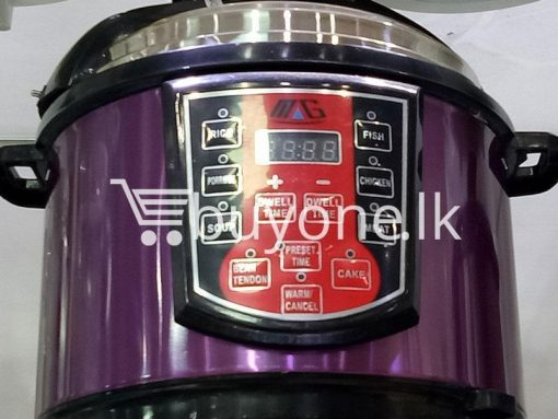 mg brand rice cooker steamer multifunctionl heat preservation type home and kitchen special best offer buy one lk sri lanka 99558 510x383 - MG Brand Rice Cooker - Steamer Multifunctionl Heat Preservation Type