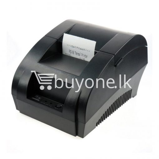 new 58mm thermal receipt printer pos with usb port computer store special best offer buy one lk sri lanka 44621 510x510 - New 58mm Thermal Receipt Printer POS with USB Port