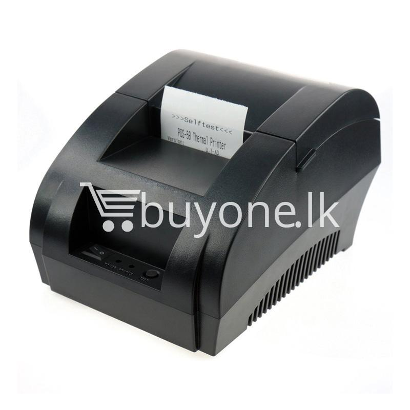 65abc83959a new 58mm thermal receipt printer pos with usb port computer store special  best offer buy one