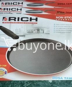rich make your life healthy non stick cookware rfd 706 home and kitchen special best offer buy one lk sri lanka 99519 247x296 - Rich Make Your Life Healthy Non Stick Cookware RFD-706