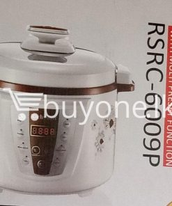 richsonic enrich your lifestyle 6 litre pressure cooker with multi preset function home and kitchen special best offer buy one lk sri lanka 99424 247x296 - Richsonic Enrich your lifestyle 6 Litre Pressure Cooker with Multi Preset Function