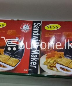sess sandwich maker home and kitchen special best offer buy one lk sri lanka 99652 247x296 - SESS Sandwich Maker