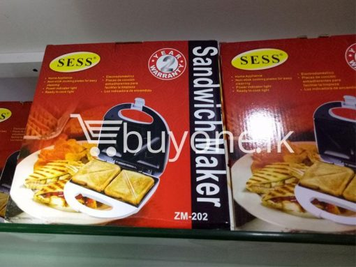 sess sandwich maker home and kitchen special best offer buy one lk sri lanka 99653 510x383 - SESS Sandwich Maker