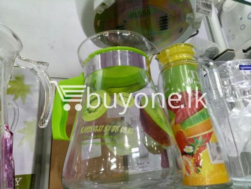 the harvest premium homeware jug with lid home and kitchen special best offer buy one lk sri lanka 99735 510x383 - The Harvest Premium Homeware-Jug with Lid
