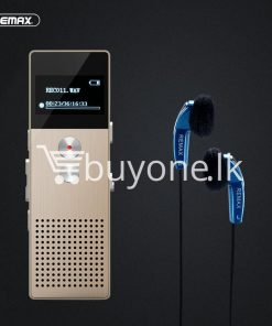 remax rp1 professional audio recorder business support telephone recording mobile store special best offer buy one lk sri lanka 07767 247x296 - REMAX RP1 Professional Audio Recorder Business Support Telephone Recording